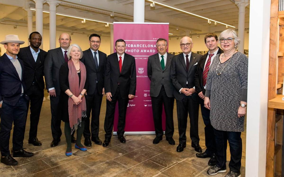 Jury decides on first edition of FC Barcelona Photo Awards