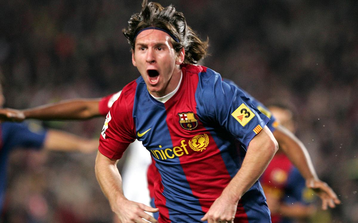 10 years since Leo Messi s first Barça hat-trick 19a67557d97
