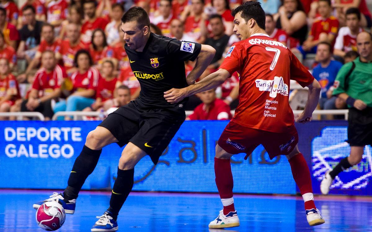 Máxima igualdad en el balance de las últimas temporadas en Murcia