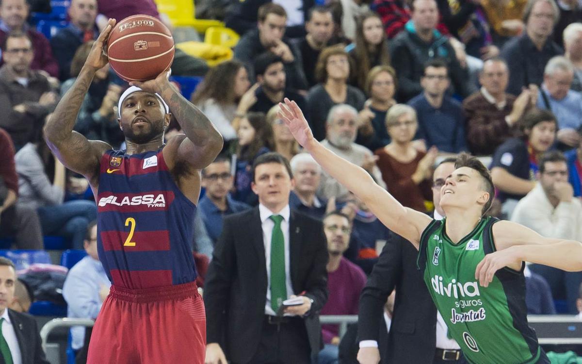 Divina Seguros Joventut - FC Barcelona Lassa: Badalona acoge el tercer derbi del curso
