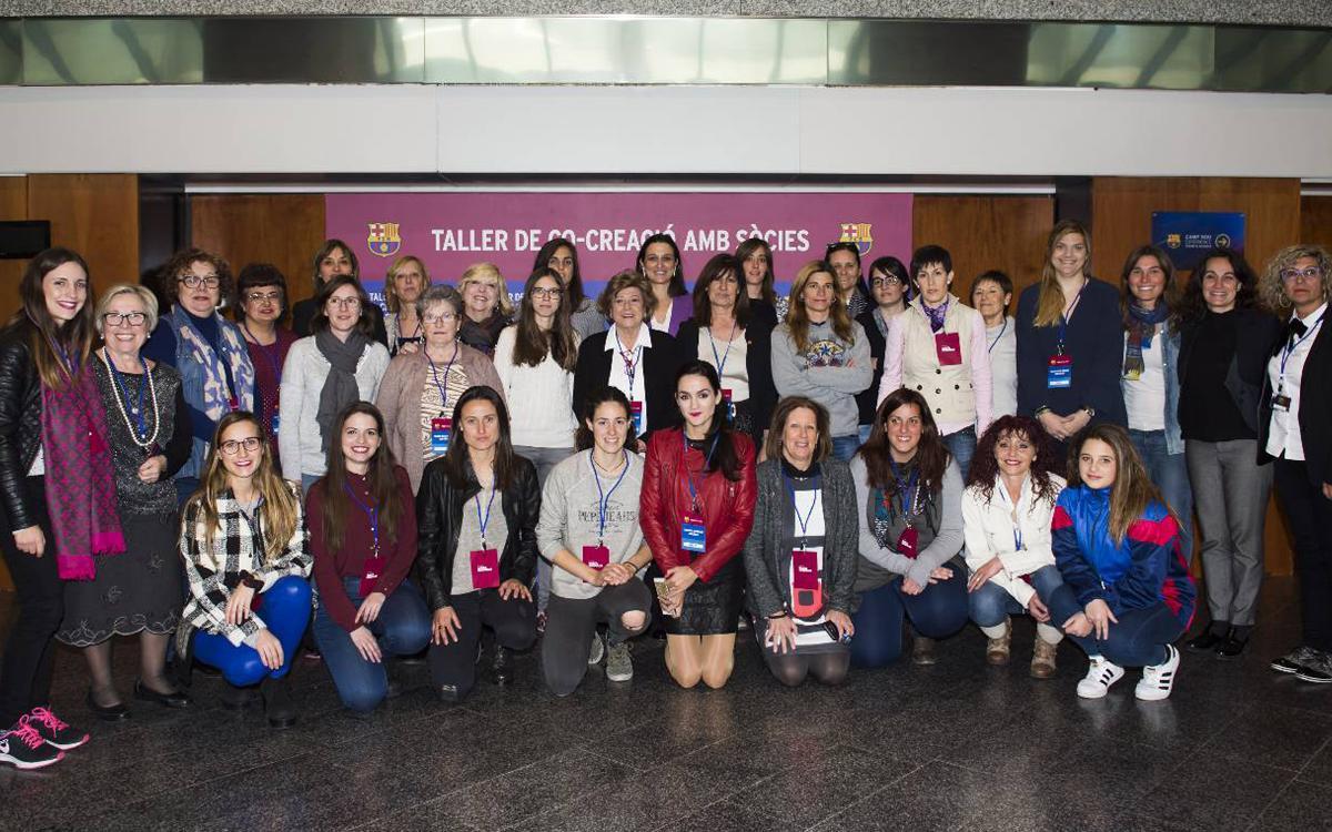 Les dones guanyen terreny al Barça