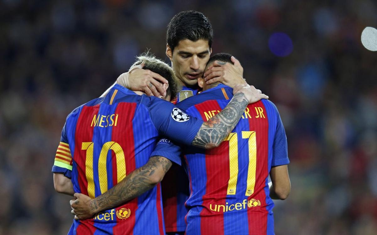 Els resultats del Barça de Luis Enrique que permeten somiar amb la remuntada contra el PSG