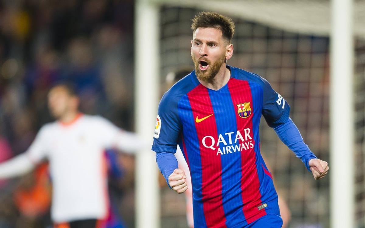 [リーガ] FC バルセロナ -バレンシア戦ハイライトビデオ