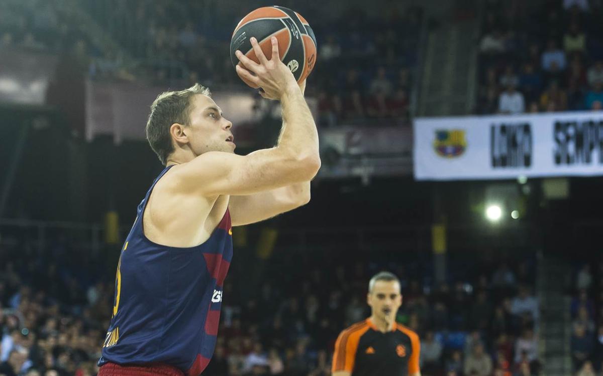 FC Barcelona Lassa - Estrella Roja: Con la obligación de competir hasta el final