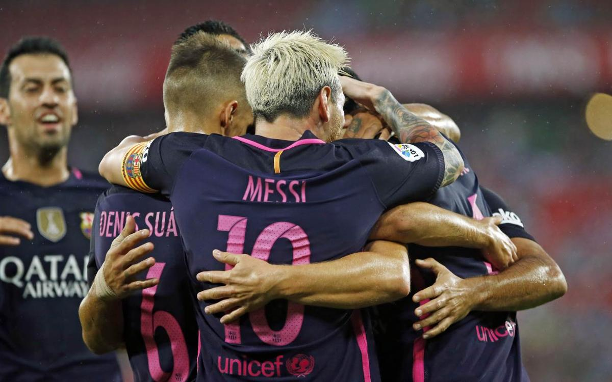 Athletic Club v FC Barcelona: Three huge points at San Mamés (0-1)