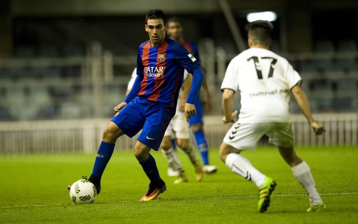 CE Sabadell – Barça B: Oportunidad para aumentar la distancia en el liderato