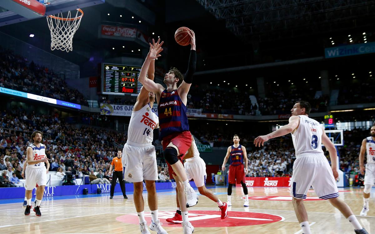 Real Madrid 76-75 Barça Lassa: Cruel finale to the Clásico