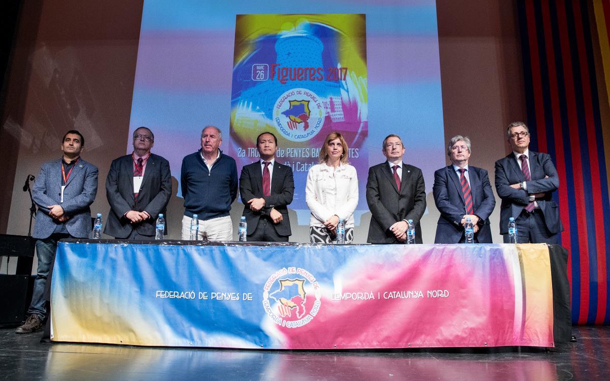 Celebrado el II Encuentro de Peñas del Empordà y Catalunya Nord