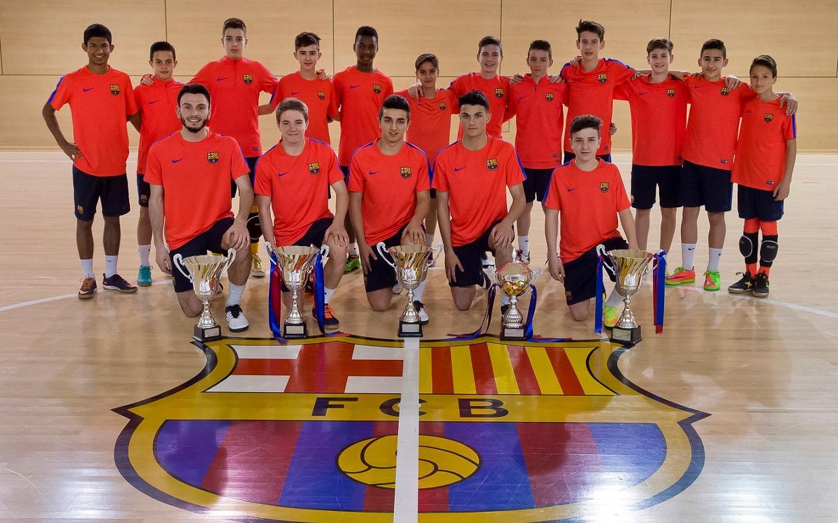 Los reyes de la Mini Copa