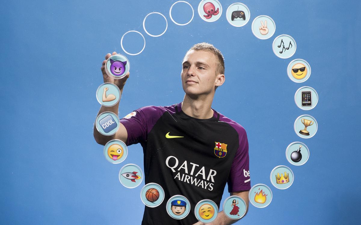 ¿Qué piensa Cillessen de sus compañeros del Barça?