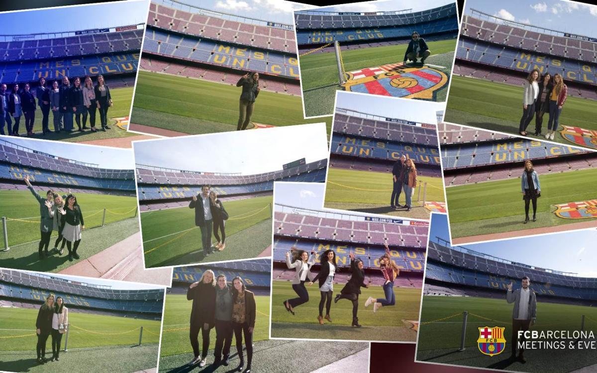 FC Barcelona Meetings and Events open house a success