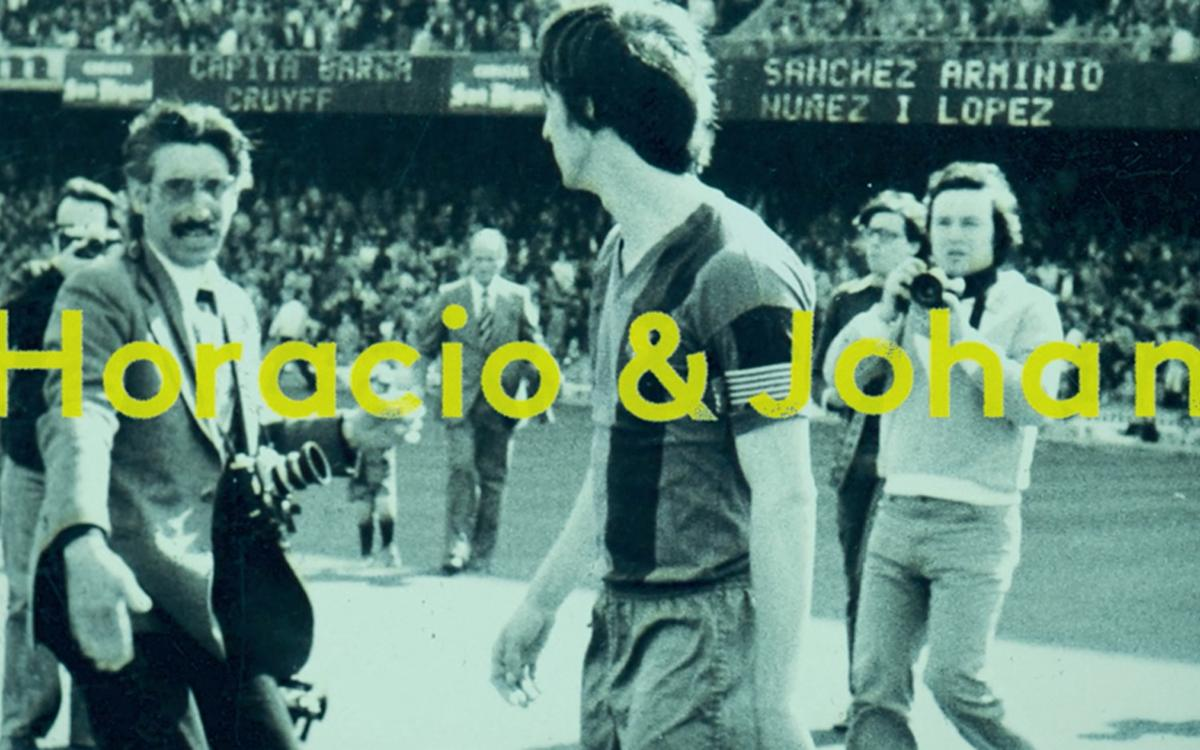 Horacio and Johan: The Documentary