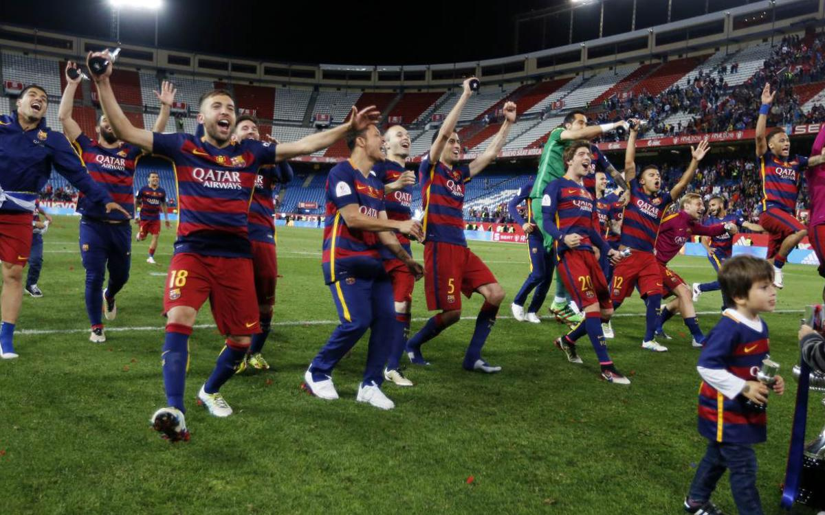 El FC Barcelona tendrá 19.301 entradas para la final de Copa del Rey