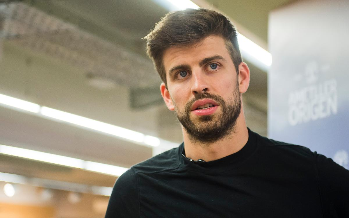 Gerard Piqué: 'After the comeback it would be great to go on and win the Champions League'