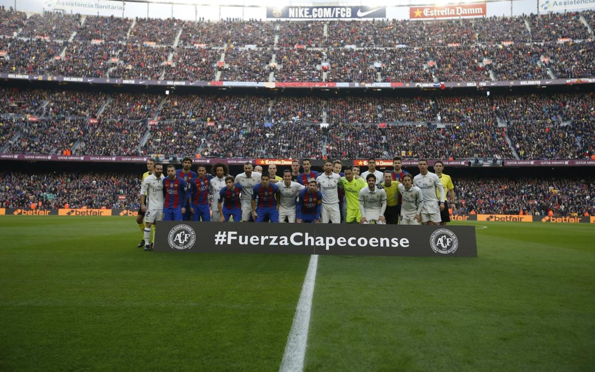 Barça's benevolence in wake of Chapecoense tragedy one-of-a-kind, says President