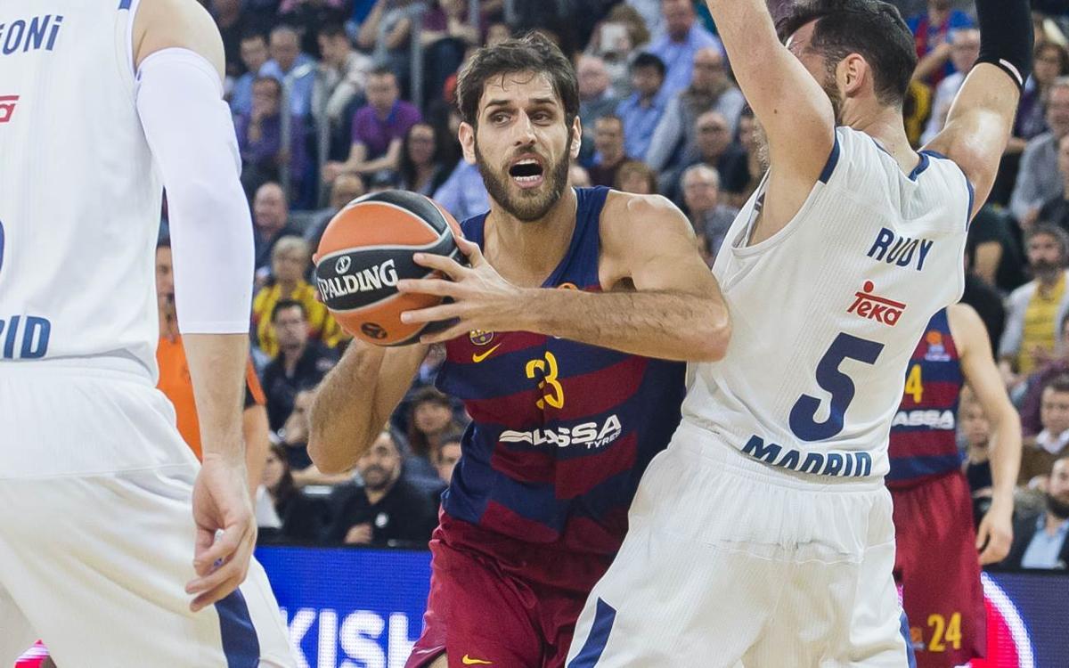 Reial Madrid - FC Barcelona Lassa: Un clàssic per començar una setmana intensa