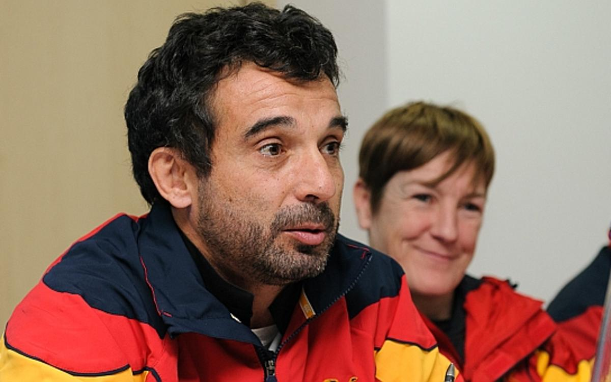 """Pablo Tomás García, """"Tomy"""", serà el nou entrenador del FC Barcelona de Rugbi"""