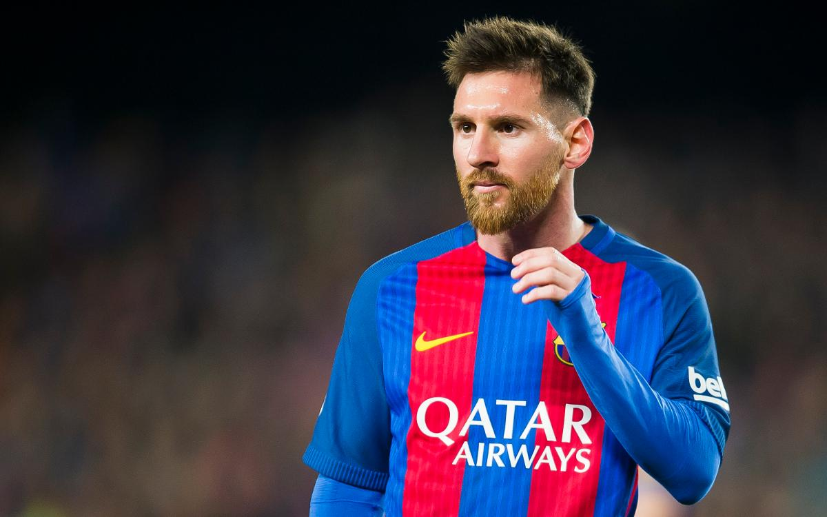 FC Barcelona official statement regarding Leo Messi suspension