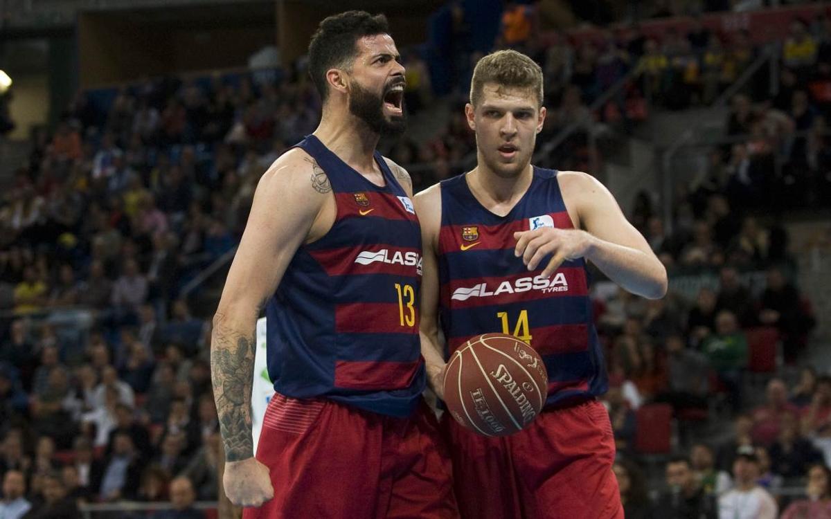 FC Barcelona Lassa - València Basket: Semifinal de altura en Vitoria