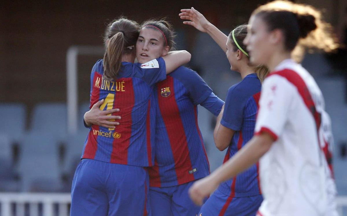 Saragossa CFF – Barça Femení (prèvia): Punts de pressió