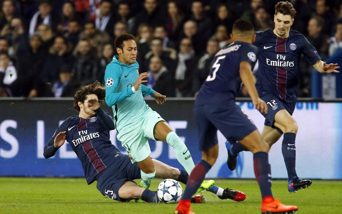[MATCH REPORT] Paris Saint-Germain 4-0 FC Barcelona: A mountain left to climb