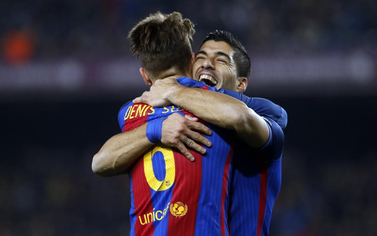 FC Barcelona – Reial Societat: Nit de gols per confirmar les semis (5-2)