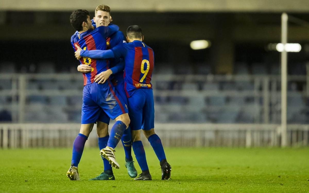 Barça B 1-1 Alcoyano: Gumbau comes to the rescue