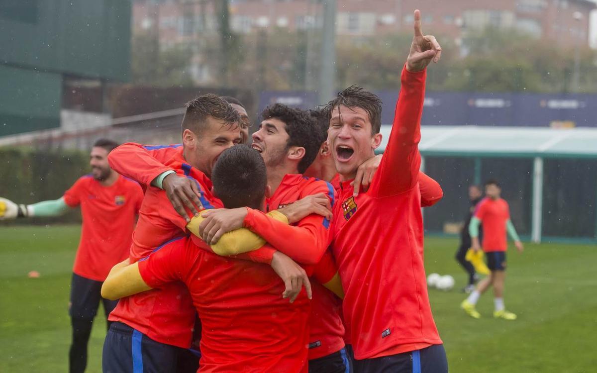 Barça B – CF Gavà: Cal guanyar per continuar líders