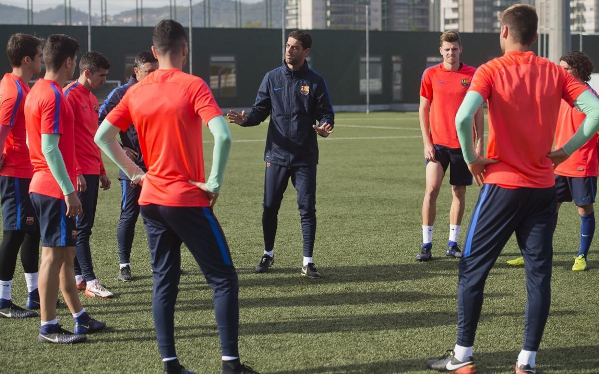At. Baleares – Barça B: Recuperar sensaciones en Son Malferit