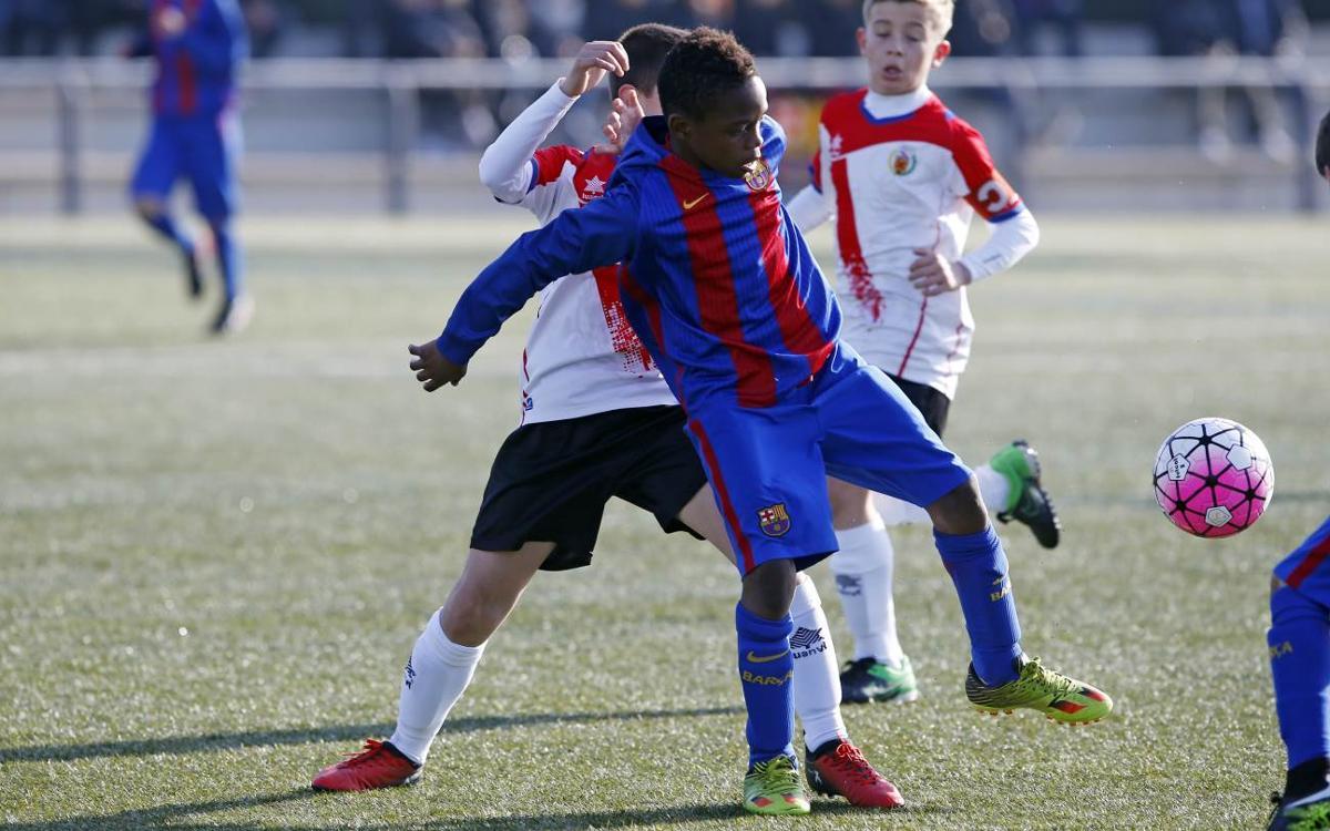 Los 5 mejores goles de los chicos de la Masia