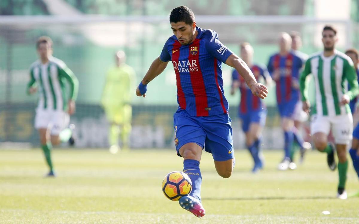 Luis Suárez: 'We should have reacted earlier'