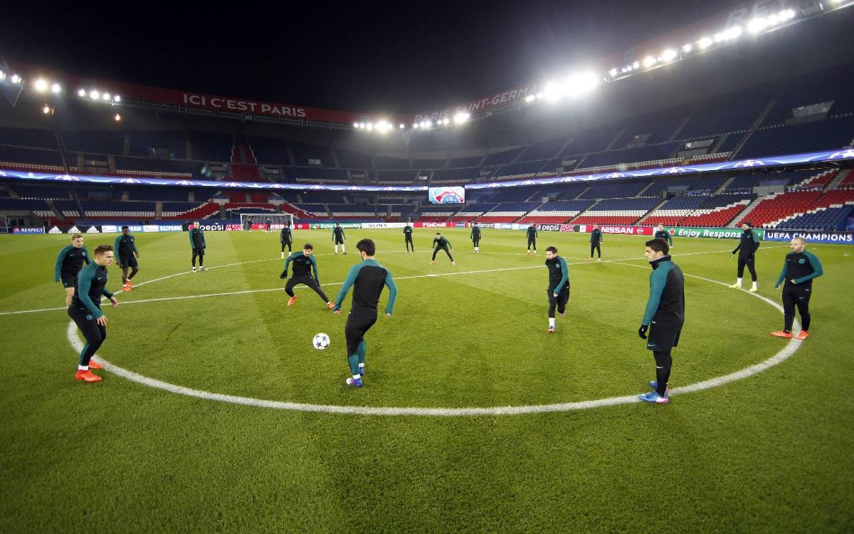 Everything you need to know about Paris St. Germain v FC Barcelona