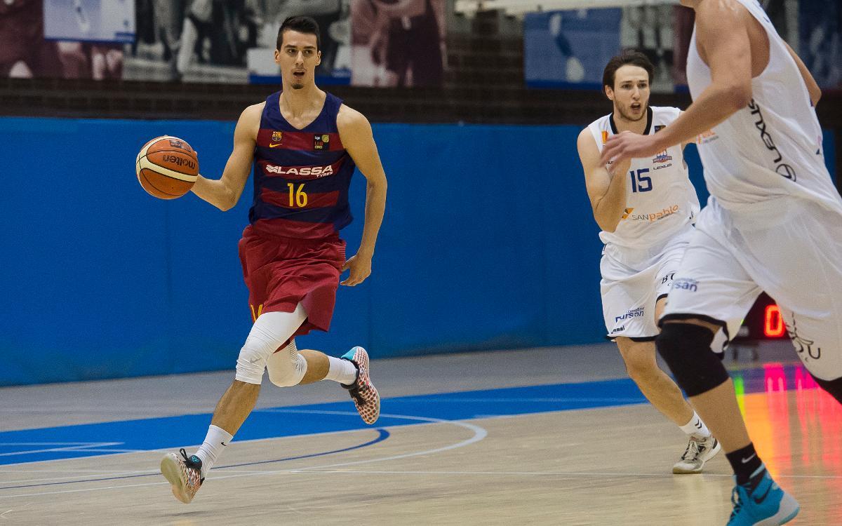 Nedim Dedovic jugarà cedit a l'Araberri fins a final de temporada
