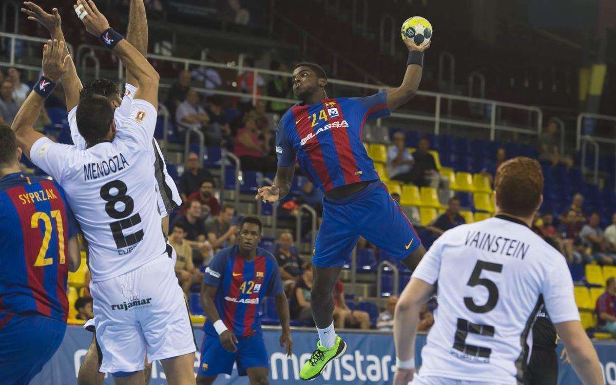 Liberbank Ciudad Encantada v FC Barcelona Lassa: Another win on the board (23-27)