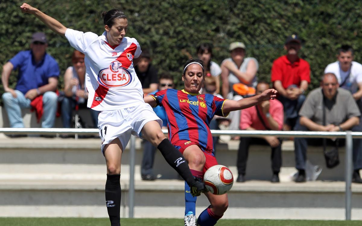 Barça Femení – Rayo: Sabies que…