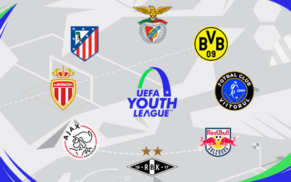 Buscando rival para los octavos de final de la Youth League
