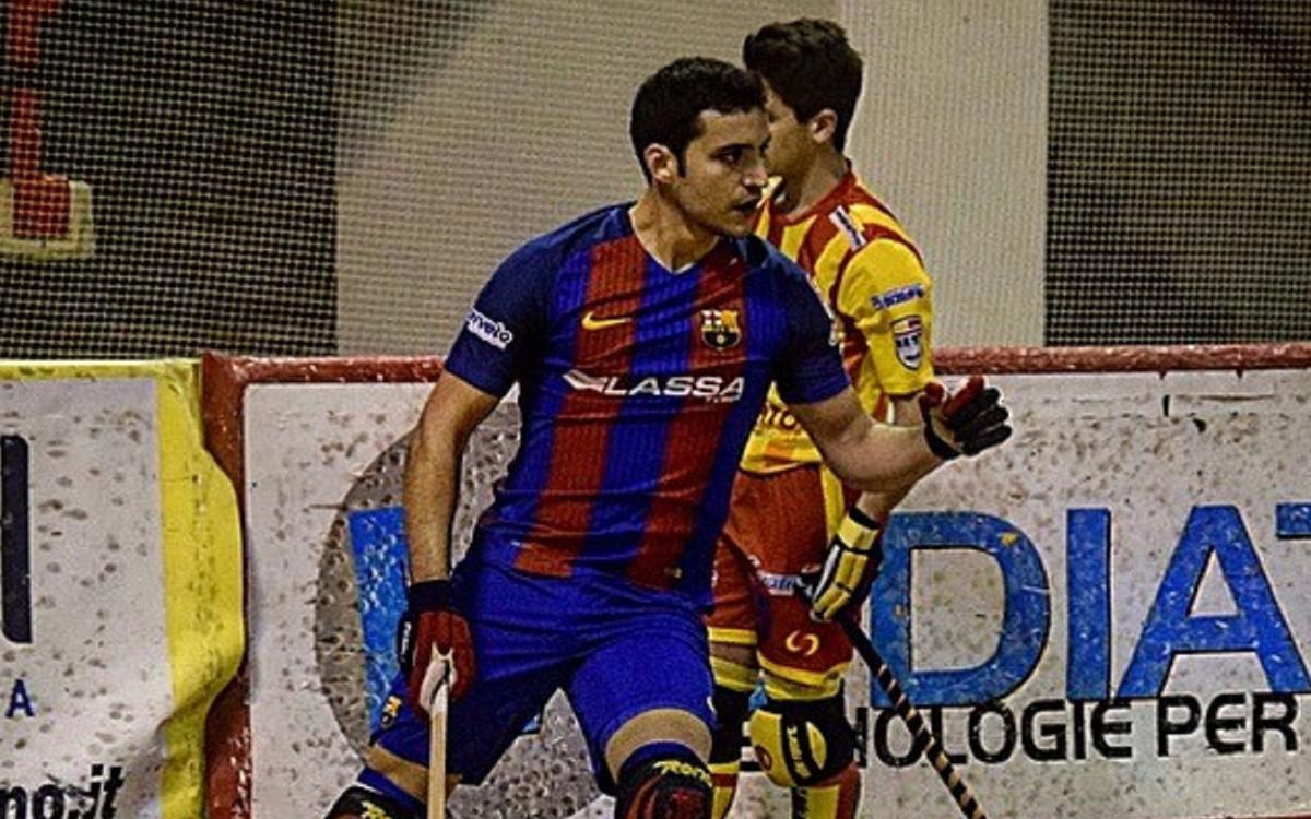 Hockey Bassano - FC Barcelona Lassa: Triunfo azulgrana para acceder a cuartos (2-3)
