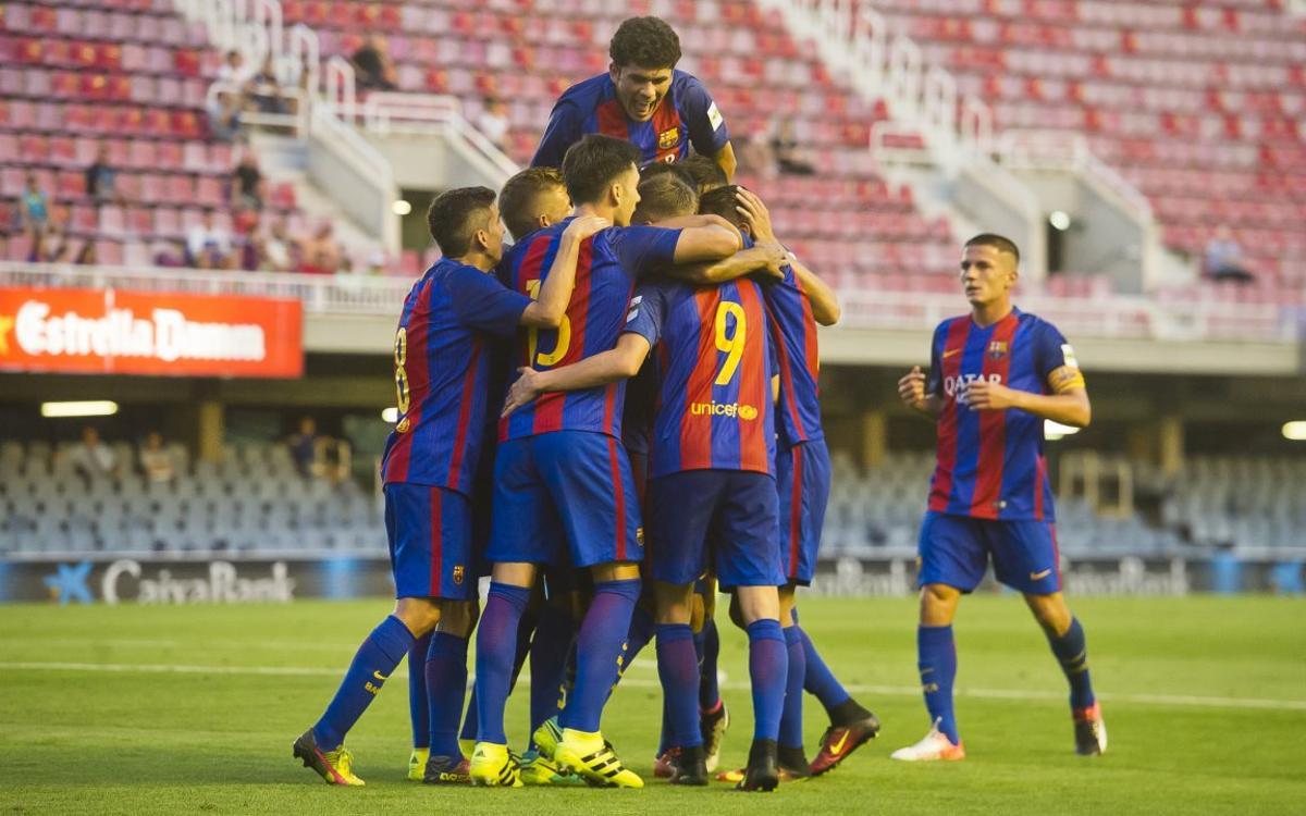 Barça B – Mallorca B: Hacerse fuertes en el Mini