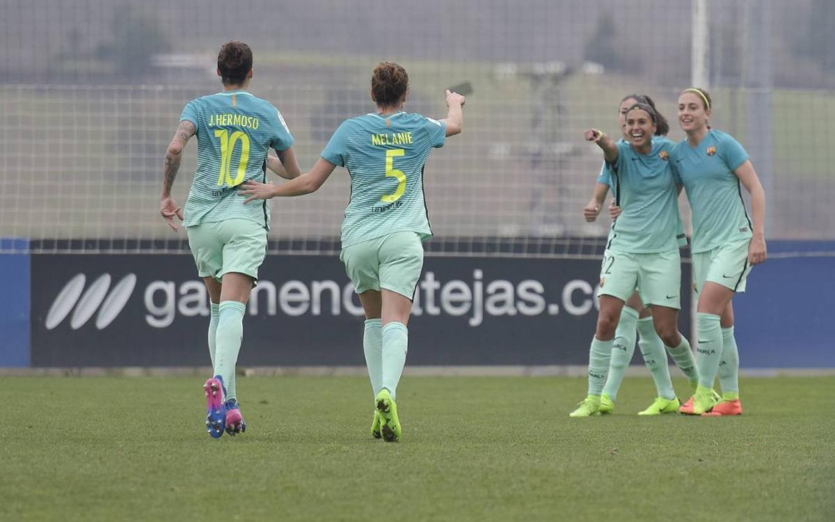 Real Sociedad - FC Barcelona: Triunfo contundente para recuperar sensaciones (0-3)