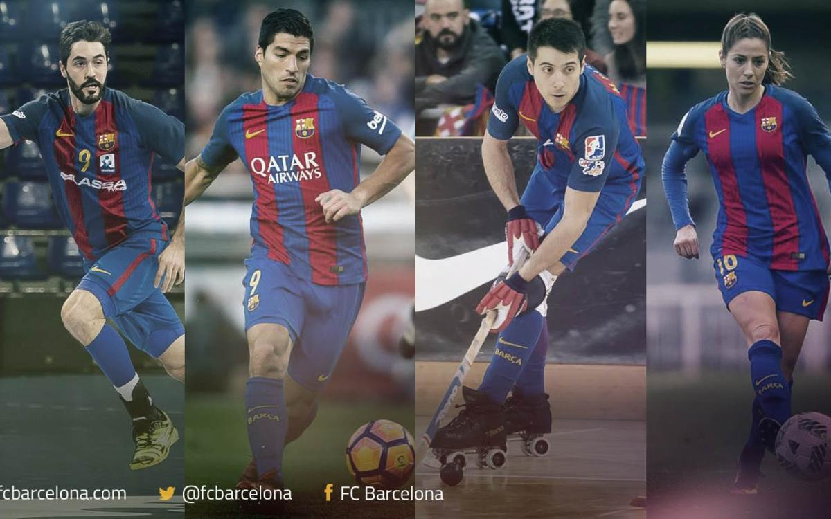 El tercer cap de setmana de febrer en clau Barça