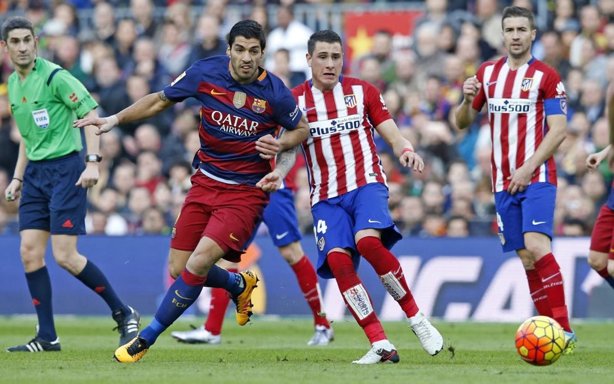 Los últimos 16 resultados contra el Atlético en el Camp Nou servirían al Barça para pasar a la final