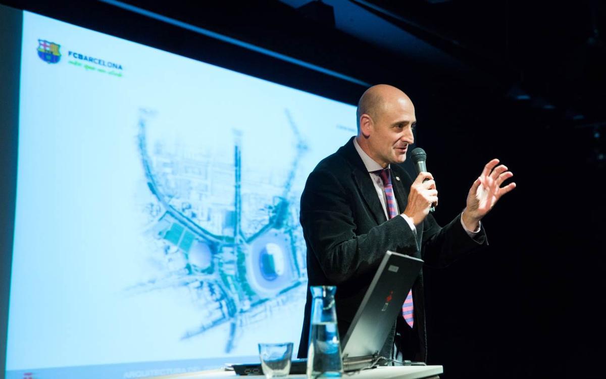 """Jordi Moix: """"A partir d'ara tenim una proposta concreta i oberta per treballar"""""""