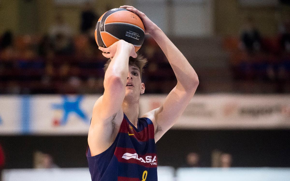 Sergi Martínez, Arnas Velicka y Andrija Marjanovic participarán en el Basketball Without Borders