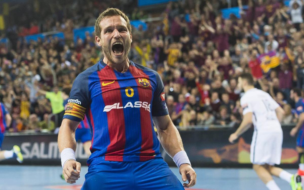 Lo que queda de Champions al Barça Lassa