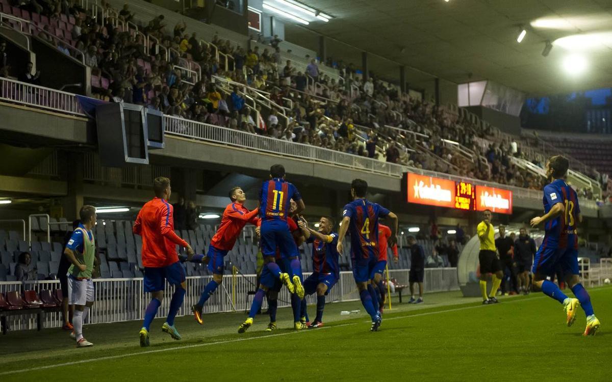 Mallorca B – Barça B: Tornar a guanyar a domicili