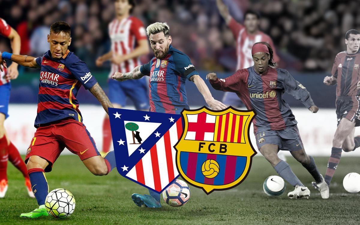 Diez grandes goles en el Calderón