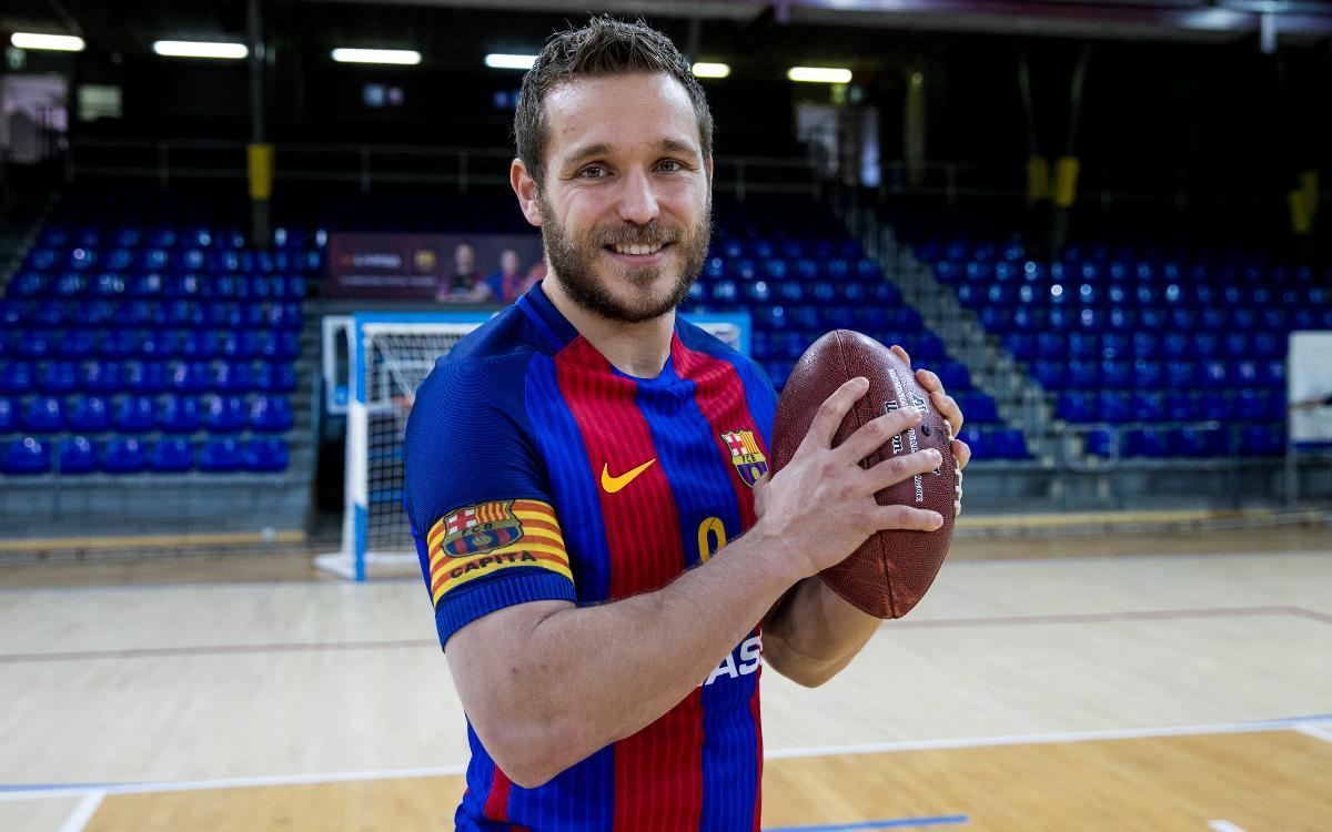 Víctor Tomás y la Superbowl