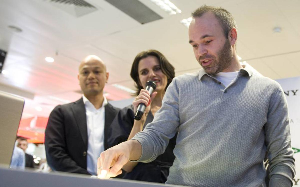 Andrés Iniesta: Winning at the Calderón was vital