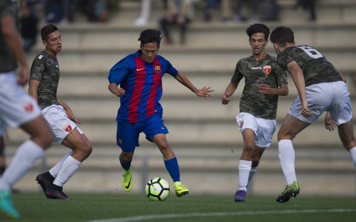 San Francisco – Juvenil A: Valioso empate para seguir líderes (0-0)