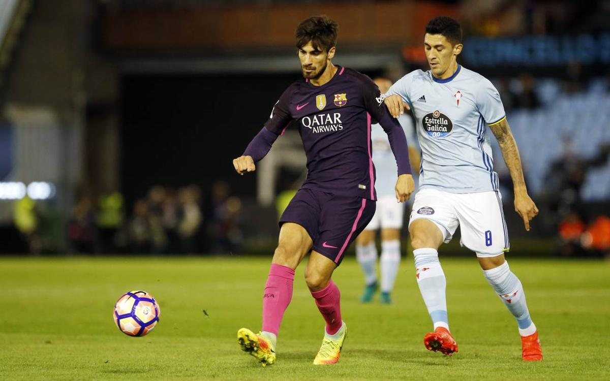 FC Barcelona v Celta in La Liga to be played on March 4